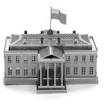 Fascinations Metal Earth White House 3D Metal Model Kit
