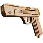 3D Jigsaw Puzzles Hand Gun for Kids 6+ and Adults
