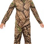 Rubie's Costume Guardians of The Galaxy Vol. 2 Groot Costume, Multicolor, Small