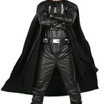 Darth Vader Costume Suit for Adult Halloween Cosplay Suit L