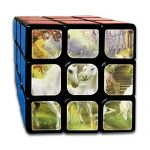 Magic Speed Cube: The Best Brain Training Game - Unicorn Horse2 3X3 Magic Puzzle Cube Brain Teasers Intelligence Puzzles - Anti Stress For Anti-anxiety Adults Kids - Best Rubix Puzzle Toy
