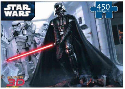 Star Wars Super 3D 3 Pack