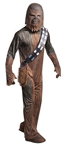 Rubie's Star Wars Adult Deluxe Chewbacca Costume, Large