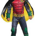 Rubie's Costume Boys DC Comics Premium Robin Costume, Small, Multicolor