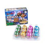 Vidatoy 12 Pcs 22.8'' Cute Magic Hatching Growing Dinosaur Eggs For Kids