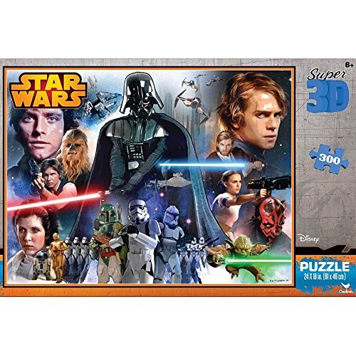 Star Wars Prime 3D Puzzle by Cardinal