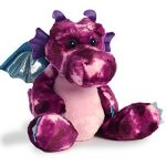 Aurora World Dragon Plush, Zorath Braveheart by Aurora World