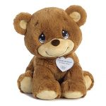 Aurora World Precious Moments Charlie Bear, So Beary Sweet, Brown, 12″