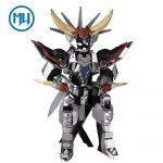 2017 MU 3D Metal Puzzle Light Emperor Knights Armor Assemble Model Kit YM-N011 DIY 3D Laser Cut Jigsaw Toys For Audit