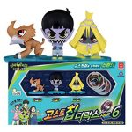 Mysterious apartment Ghost Ghost Chip Deluxe Set 6 / Figure Chip for Ghost Summon, Ghost Figure