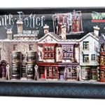 Harry Potter Built-Up Demo 3D Puzzle in Display Case Diagon Alley Wrebbit