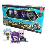Mysterious apartment Ghost Ghost Chip Deluxe Set 2 / Figure Chip for Ghost Summon, Ghost Figure