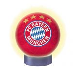 Ravensburger FC Bayern Munich Puzzle 3D/Night Light (72 Piece)