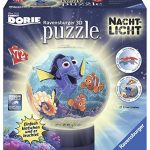 Ravensburger Finding Dory Puzzle 3D/Night Light (72 Piece)