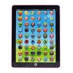 EA-STONE IPAD Computer Tablet Educational English Learning Toys Gift For Baby Girls Boys