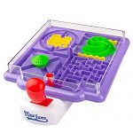 4 In 1 Tilt Maze 3D Maze Ball With Joystick By Tooysan,Funny Sphere Puzzle Maze Puzzle For Kids