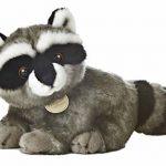 Aurora World MiYoni Raccoon Plush Toy by Aurora
