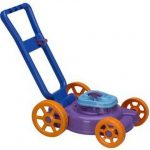 Child's Push Lawn Mower, Plastic 02600