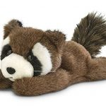 Bearington Reilly Plush Stuffed Animal Raccoon, 8""