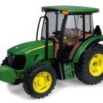 Ertl John Deere 5105M Tractor, 1:16 Scale