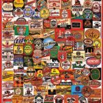 White Mountain Puzzles Cheers - 1000 Piece Jigsaw Puzzle