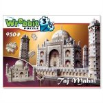 Taj Mahal 3D Jigsaw Puzzle Made by Wrebbit Puzz-3D with 950 Puzzle Pieces