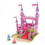 Kids Fairy Tale Castle 3D Puzzle-29 Pieces