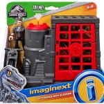 Imaginext Jurassic World Stygimoloch & Owen Figure Set