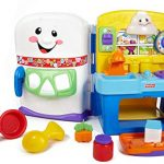 Fisher-Price Laugh & Learn Learning Kitchen Activity Center (Amazon Exclusive)