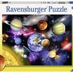 Ravensburger -Solar System - 300 Piece Jigsaw Puzzle Kids – Every Piece is Unique, Pieces Fit Together Perfectly