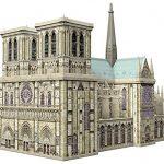Ravensburger Notre Dame 12523 - 324 Piece 3D Jigsaw Puzzle