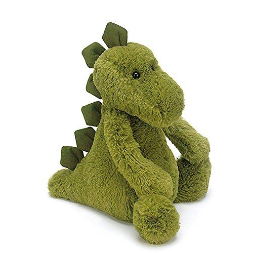 Jellycat Bashful Dinosaur Stuffed Animal, Small, 7 inches