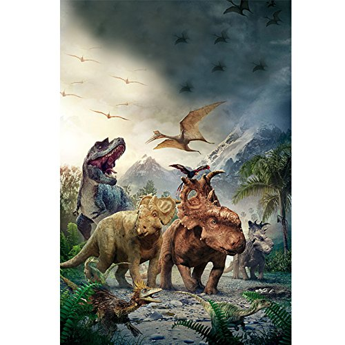 Puzzle Wooden Young Adult 500 Piece Educational Toys Kid Jigsaw Puzzles Dinosaur