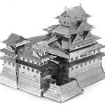 Metal Earth 3D: Himeji Castle Model