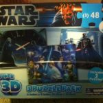 Star Wars Super 3D - 3 puzzle pack - Darth Vader, Luke by Cardinal