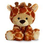 Aurora World Lil Benny Wanna Be Plush Giraffe