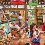White Mountain Puzzles Pet Shop - 1000 Piece Jigsaw Puzzle