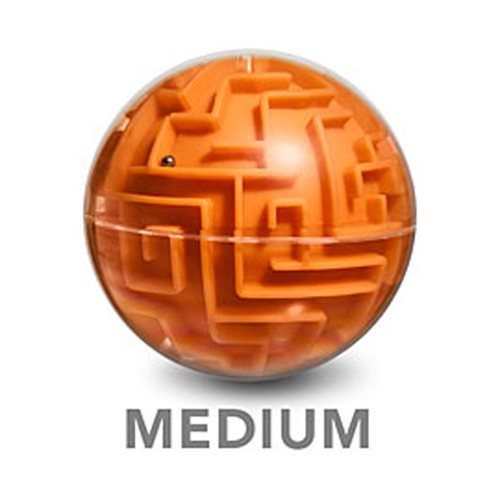 A-Maze-Ball Maze Game (Medium)