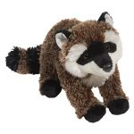 Douglas Cuddle Toys Tracker Raccoon, 16""