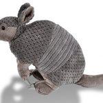 Wild Republic Armadillo Plush, Stuffed Animal, Plush Toy, Gifts for Kids, Cuddlekins 12 Inches