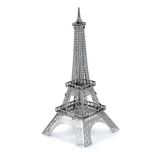 Fascinations Metal Earth Eiffel Tower 3D Metal Model Kit
