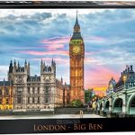 EuroGraphics London Big Ben (1000 Piece) Puzzle