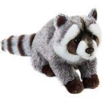 National Geographic Plush Raccoon Stuffed Animal Plush Toy Medium