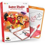Osmo Super Studio Learn to Draw Your Favorite Incredibles 2 Characters & Watch Them Come to Life! (Base Required) Toy, Multicolor