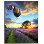 Jigsaw Puzzle 1000 Piece 3D Puzzle Modern Picture Hot Air Balloon DIY Kit for Home Decor Artmodern Picture Hot Air Balloon DIY Kit for Home Decor Art