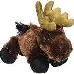 "Wild Republic Stuffed Animal, Plush Toy, Gifts for Kids Toy, Moose Plush, Hug'Ems 7"""