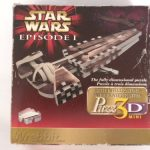 Puzz 3D Mini: Star Wars Episode I: Sith Infiltrator