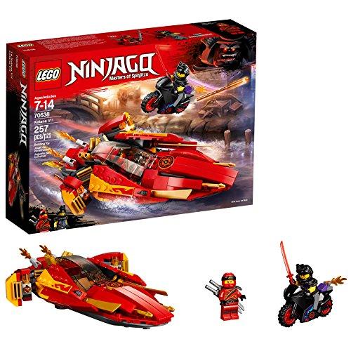 LEGO NINJAGO Katana V11 70638 Building Kit (257 Piece)