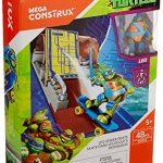 Mega Construx Teenage Mutant Ninja Turtles Leo Sewer Skate Building Set