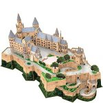 CubicFun Architecture Model 3D Castle Puzzle,Hohenzollern, MC232h 185pieces